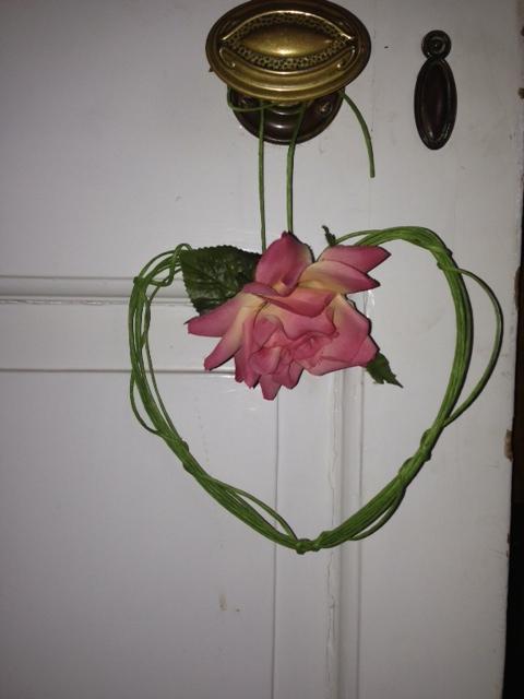 flowersdoor