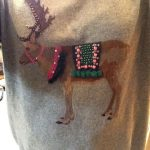 Happy New Year!!! Love my new joules festive jumper 100daysifhappinesshellip