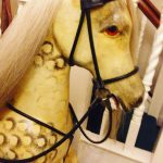 100daysofpatterncbc If you havent already Meet Dapple! The rocking horsehellip