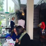 Today I networked at ladieswholatte with beckybarnesstyle I was invitedhellip