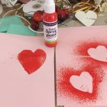 Wow! Loving my little Valentine project This is behind thehellip