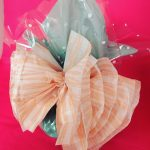 No ribbons? No worries! This simple bow is made fromhellip