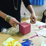 Heres one from the weekends gift wrapping workshop Feel freehellip